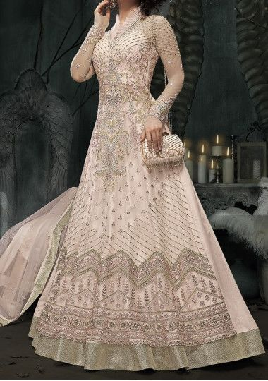 Zoya Sparkle Party Wear Designer Lehenga Style Suit