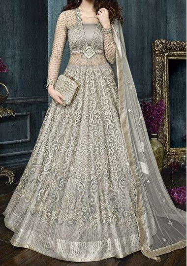 Zoya Celebrity Party Wear Designer Lehenga Style Suit