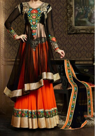Glamour Queen Designer Lahenga Suit By Zoya