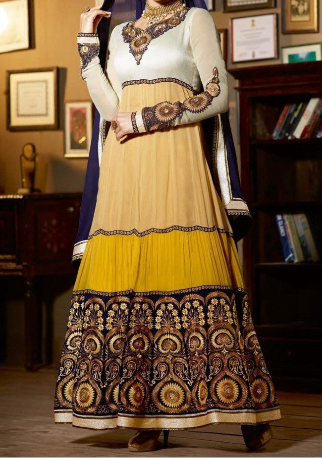Kick Celebrating Collection Designer Anarkali Suit