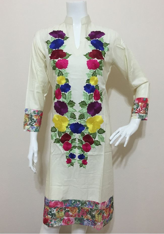 Exclusive Pakistani Designer Stylish Kurti