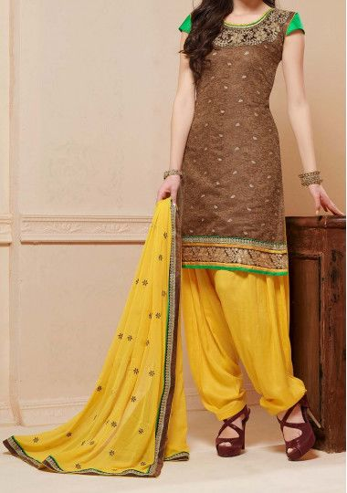 Patiala House Vol-6 Salwar Kameez Suit