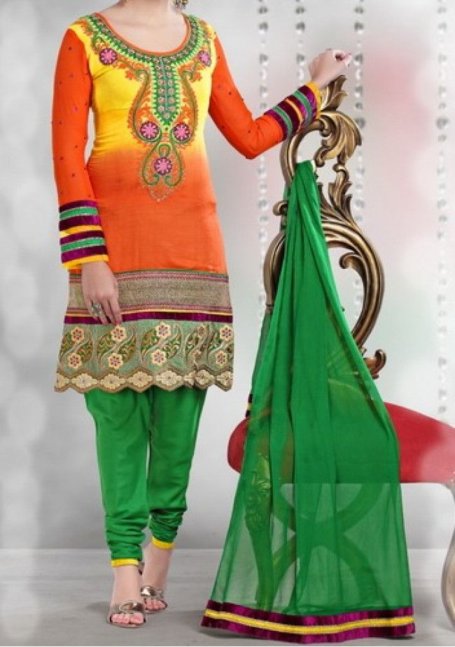 Rangrezz Pure Cotton Designer Salwar Kameez Suit