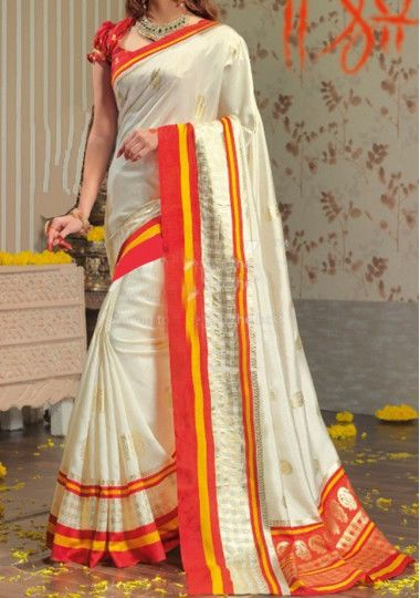 Apple Everyday Use Designer Patola Silk Saree