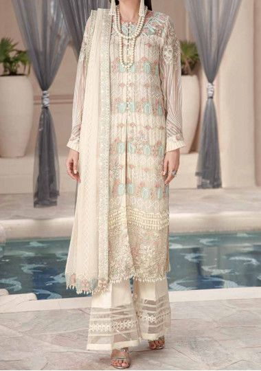 Motifz Wedding Edition Chiffon Pakistani Dress