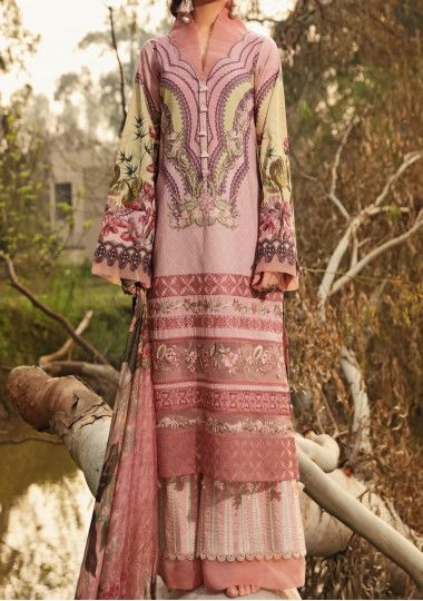 Shiza Hassan Luxury Pakistani Lawn Dress