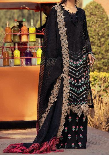 Charizma Embroidered Pakistani Luxury Lawn Dress