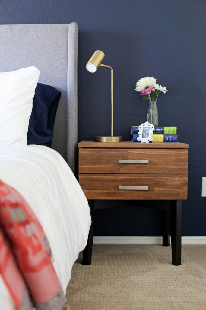 Sherwin Williams Naval Navy Blue Paint Color Of The Year Diy Decor Mom