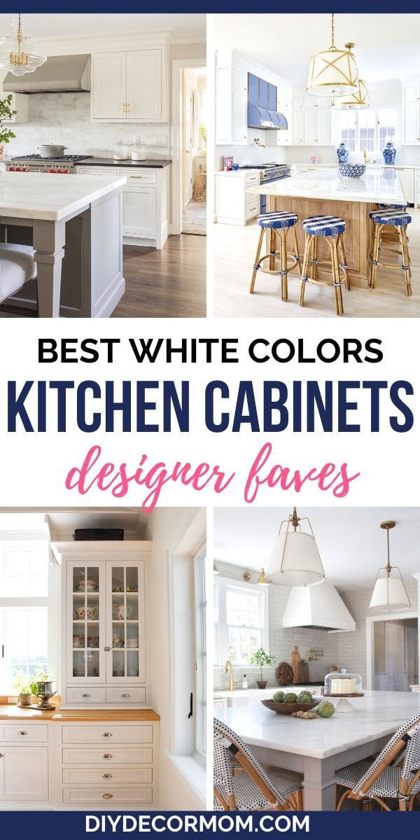 Best Kitchen Cabinet Colors Perfect For Your Kitchen Reno Diy Decor Mom