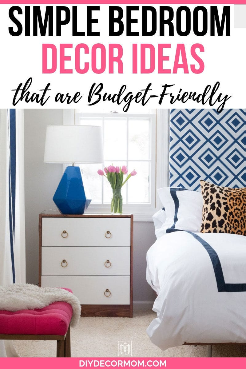 Simple Bedroom Decorating Ideas 16 Genius To Use In Your Home Diy Decor Mom
