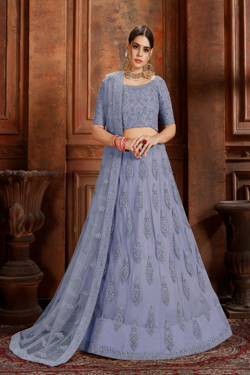 Buy Designer Wedding Bridal Lehenga Choli In Best Prices