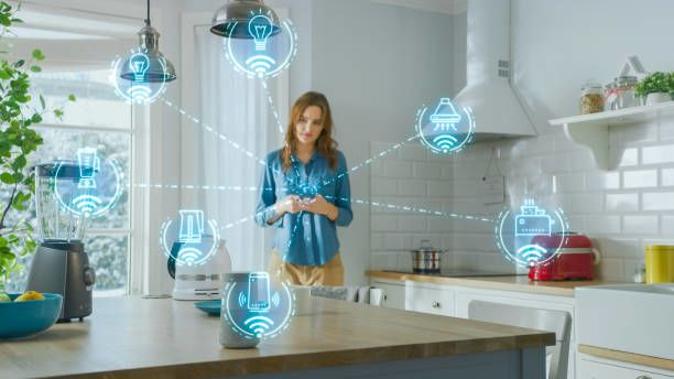 The Impact of Artificial Intelligence on Smart Homes 1