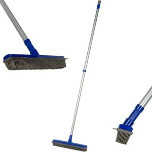 Fox Trot FurBuster Rubber Broom