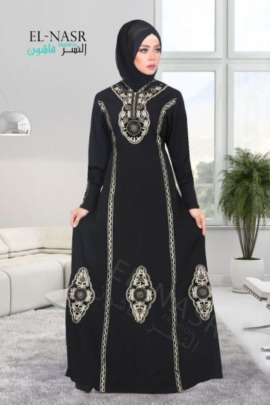 Egyptian Abaya for spring and summer 2018: Call your tedious Abaya