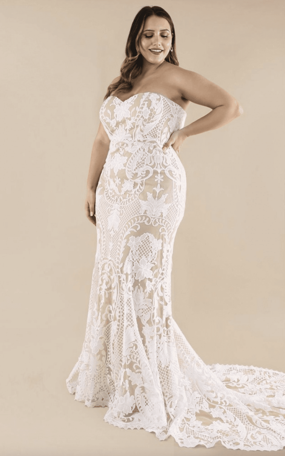 Where To Buy A Cheap And Affordable Wedding Dress On A Tight Budget,South Indian Women Wedding Dress