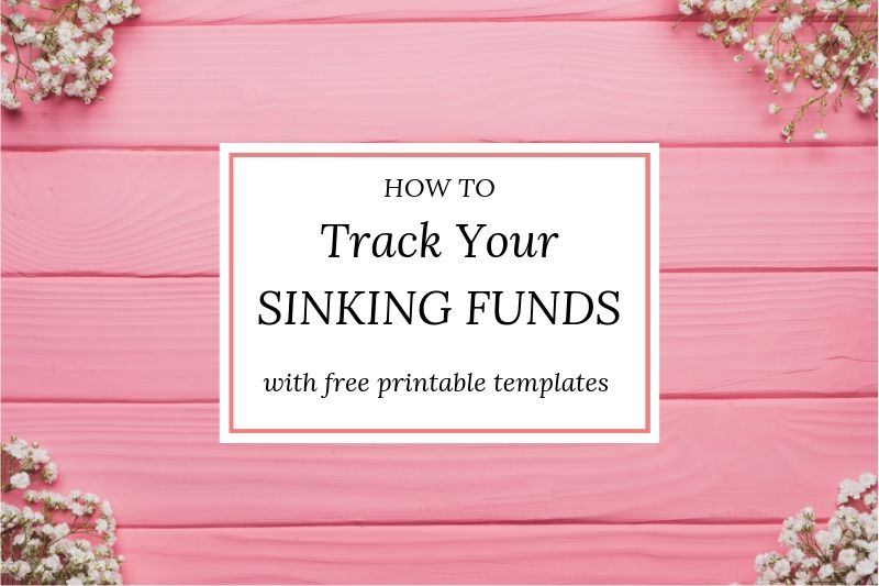 Sinking Fund Tracker How To Track Free Printable Pennies For Cents