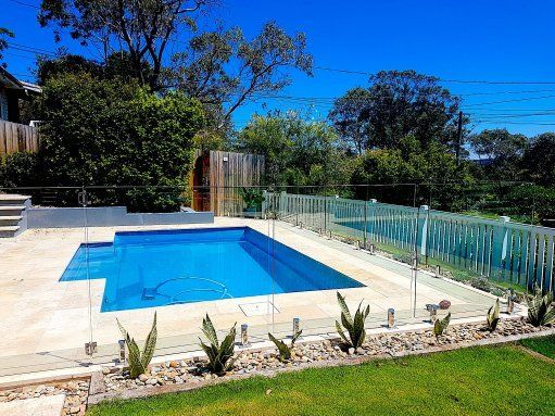 Frameless Glass Pool Fencing Sydney Glass Pool Fence Installation