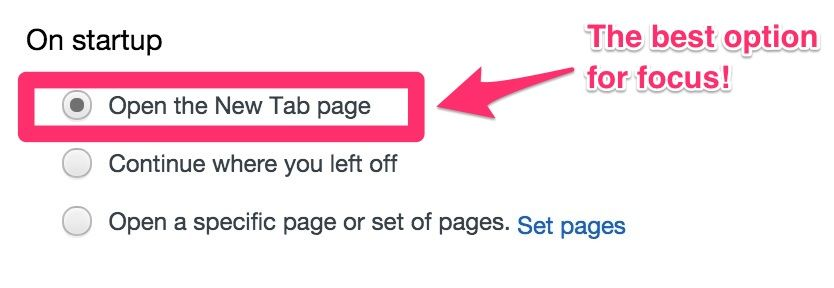 tabs-best option for focus