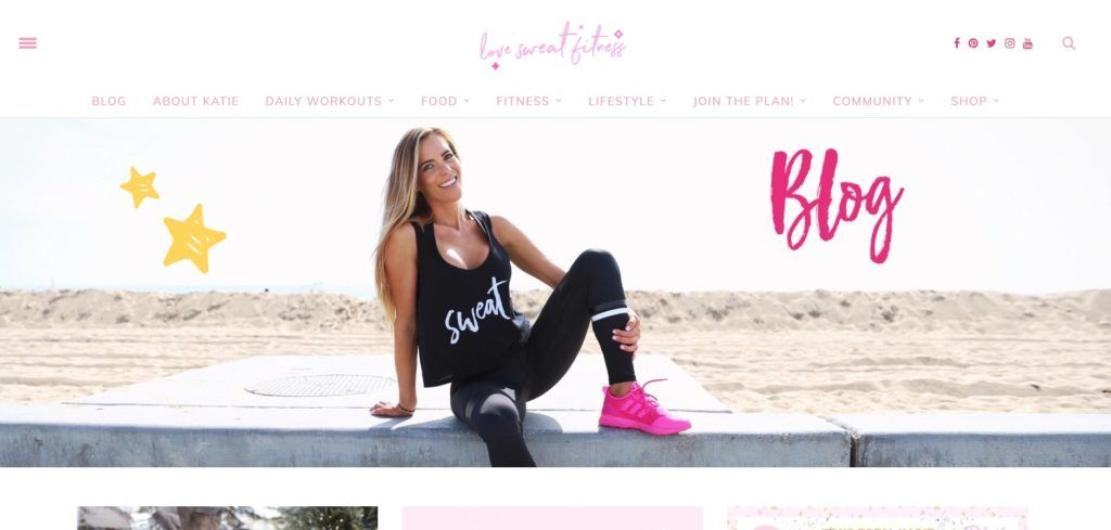 Find out which top health and wellness blogs are the best for 2019 in this definitive guide.   Check out the best mom fitness blog. #fitness #workouts #exercise #keepingfit #fitnessgoals #healthier #healthyliving #healthy