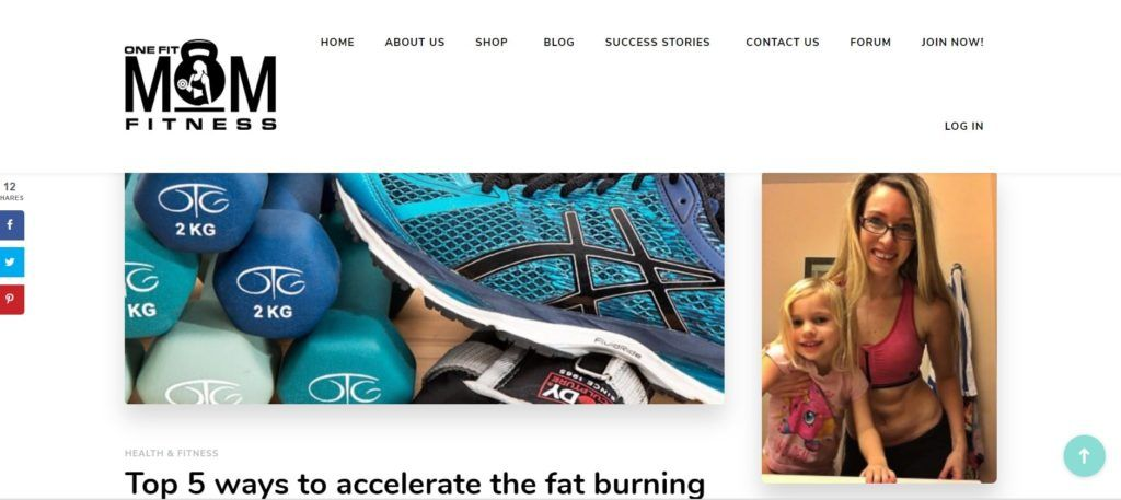 Check out the best blogs featuring fitness for moms in this awesome post.   workouts for moms   women's fitness blogs   health blogs for women   women's fitness blogs for inspiration #health #fitness #wellness #healthyliving #healthylife #exercise #workouts #weightloss