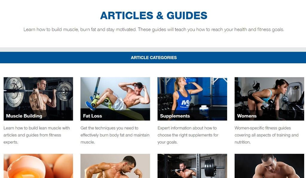 Muscle and Strength   fitness blogging   home workout blog