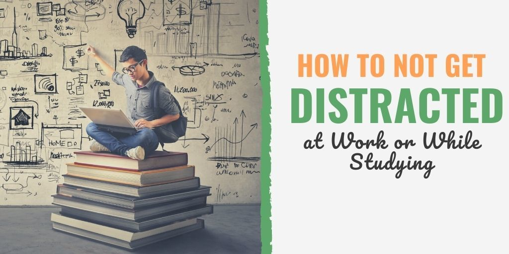 how to not get distracted by a crush | how to stop getting distracted by thoughts | how to not get distracted from your goals