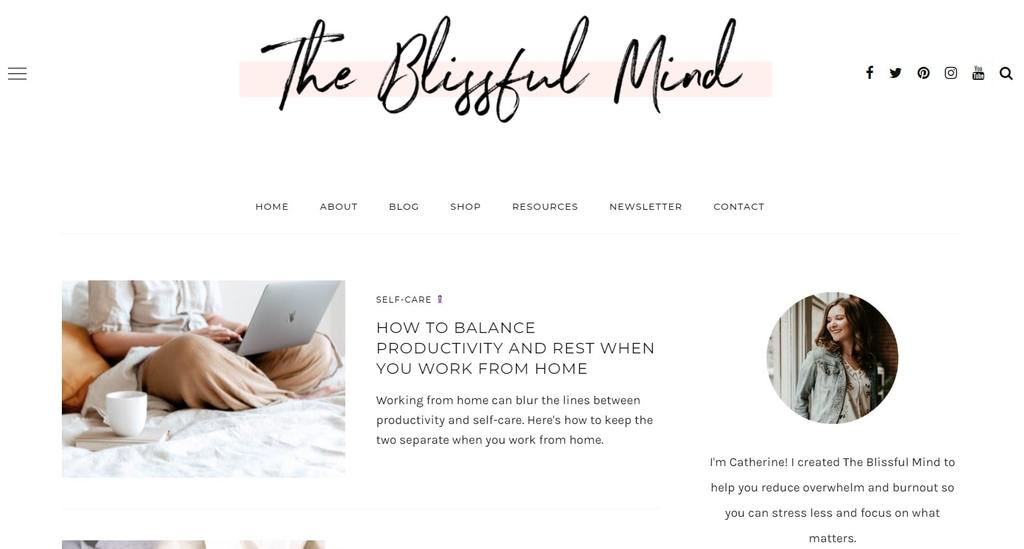 the blissful mind | blogs about lifestyle | blogs about life stories