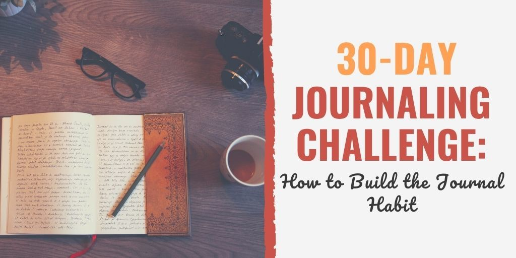 journaling questions   mindfulness journal chapters   Days of journaling challenge