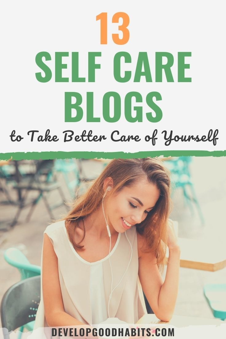 13 Self-Care Blogs to Take Better Care of Yourself